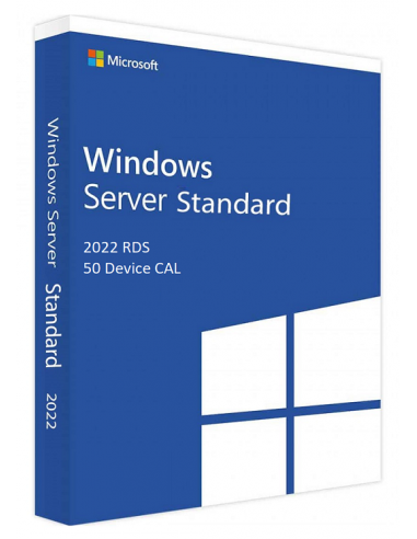 Microsoft Windows Server 2022 RDS 50...