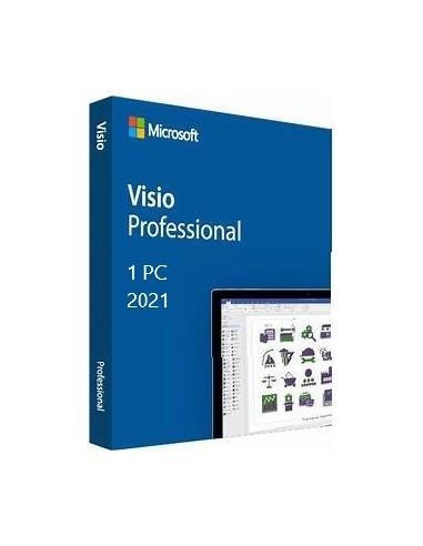 Microsoft Visio Professional 2021