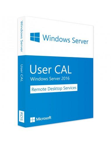 Microsoft Windows Server 2016 50 RDS...